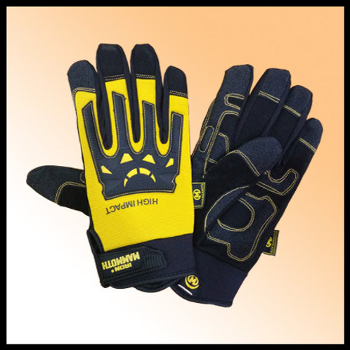 HIGH IMPACT WORKING GLOVES 7580