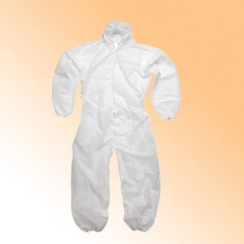 DISPOSABLE COVERALL 40 GSM