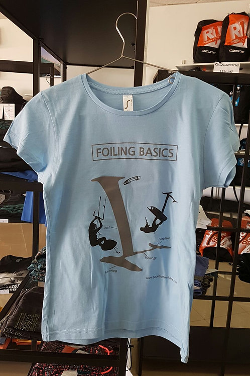 Foiling Basics Shirt Womens