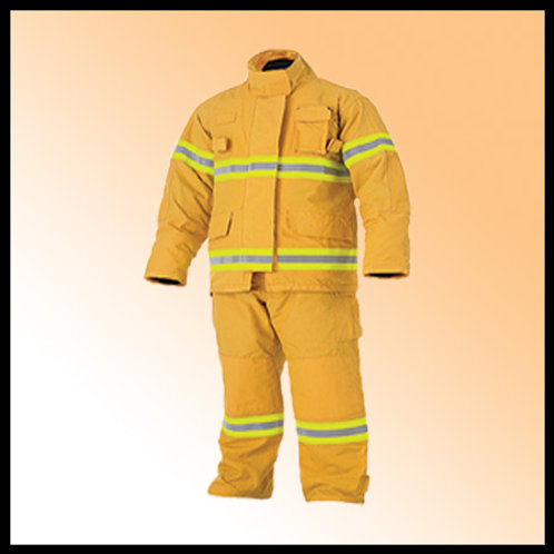 FIRE FIGHTING SUIT 100% COTTON FAB