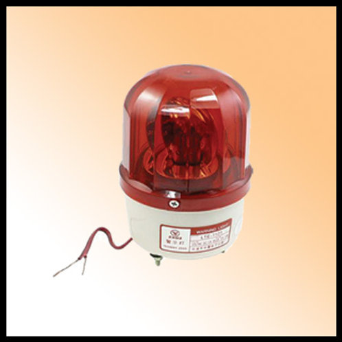 REVOLVING LIGHT RED 220V TAIWAN