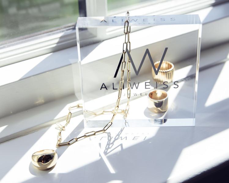 Ali Weiss Jewelry Campaign