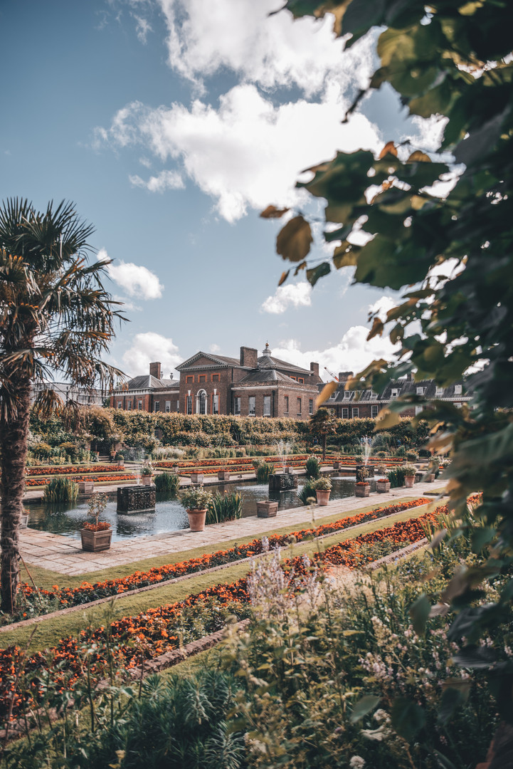 Kensington Palace, London, United Kingdom
