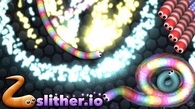 Adventure game Slitherio