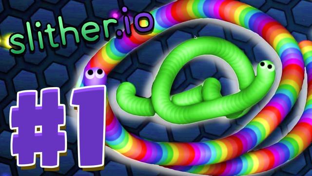 Snakes Slitherio fun Online