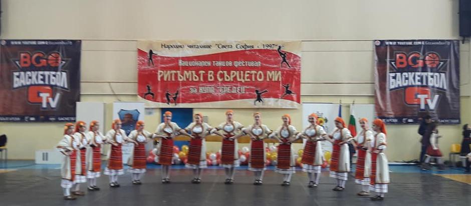Пореден успех за нашите танцьори