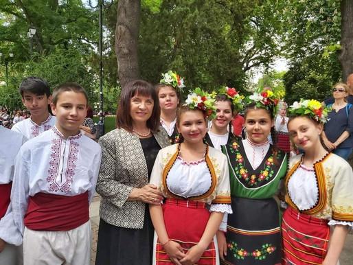 Честване на 24 май - Ден на светите братя Кирил и Методий, на българската азбука, просвета и култура
