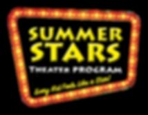 Summer Stars Theater Program Logo