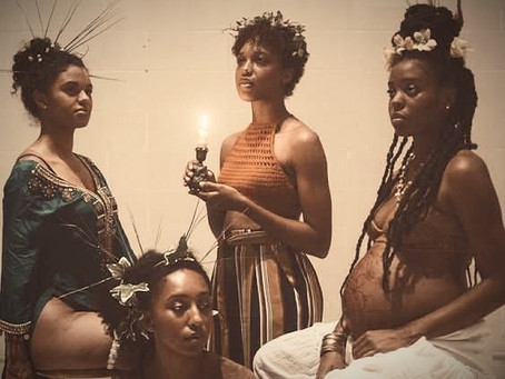The Rising of the Black Brujas