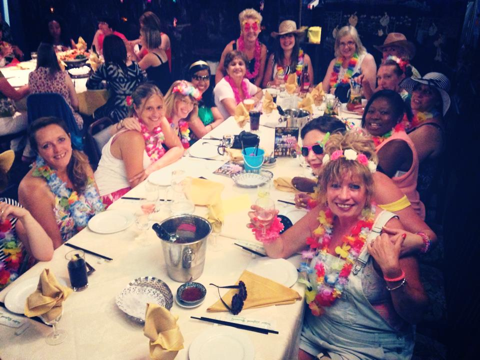 Let us organise your party!