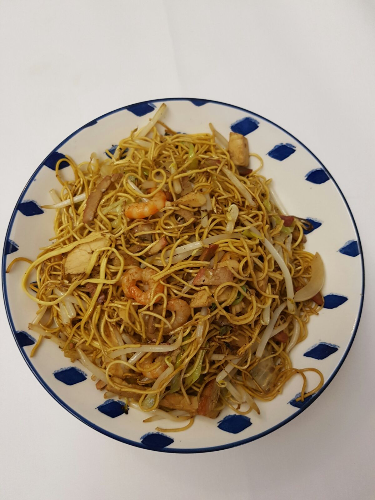 Mixed Meat Noodles