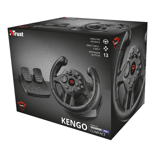 GXT 570 Kengo Compact Racing Wheel