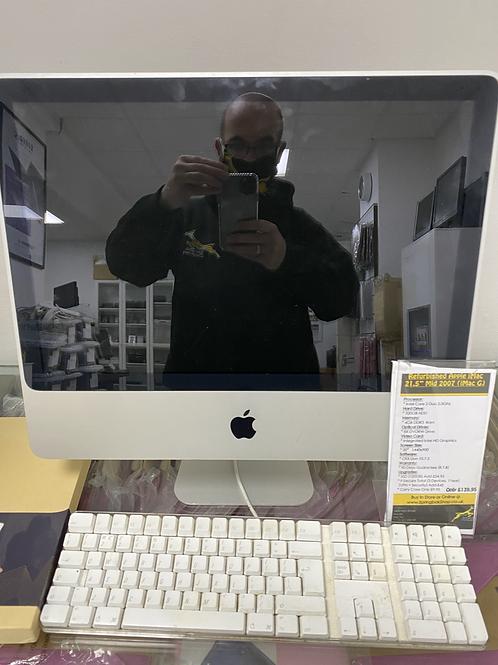 "Apple iMac 2007 20"" Refurbished (iMac G)"