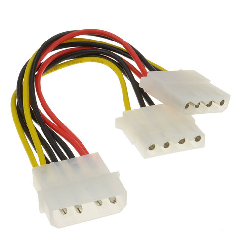 Molex to Double Molex Splitter