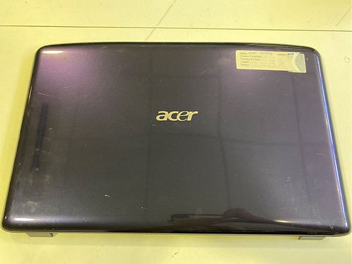 Acer Aspire 5738 Laptop Lid LCD Back Cover (Purple)