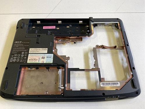 Acer Aspire 5310 Laptop Base Bottom Chassis & Speaker (Black)