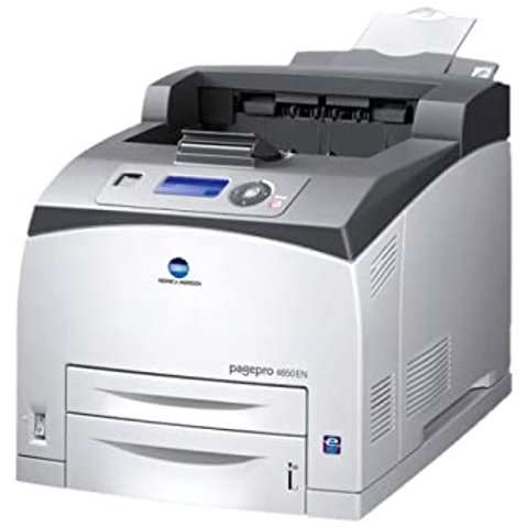 Konica Minolta pagepro 4650EN Laser Network Printer - Monochrome