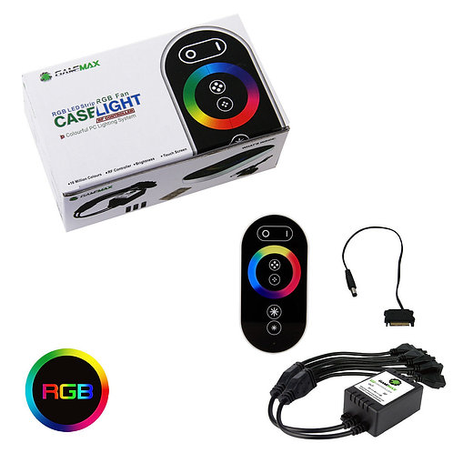 Game Max RGB Remote Fan Control