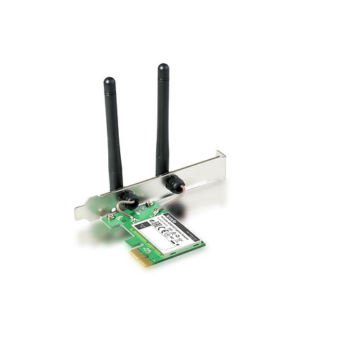 Tenda W322E Wireless N300 PCI Express PCI-E Adapter