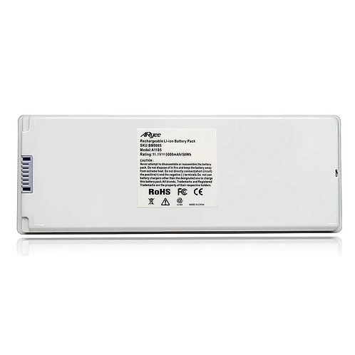"""A1185 A1181 Battery Laptop Battery Replacement for MacBook Pro 13"""" (2006&2007)"""
