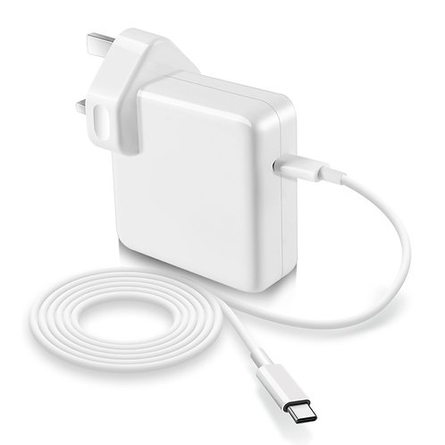 USB C Power adapter compatible with Macbook Pro USB C Charger