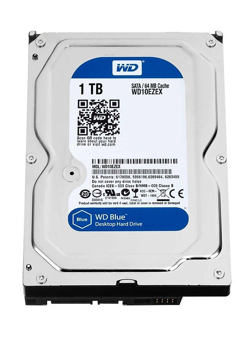 """1TB SATA 3.5"""" HDD (Various Models)"""
