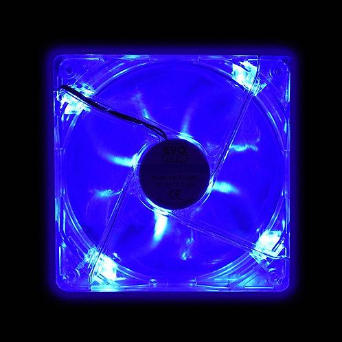 Evo Labs 120mm 1000RPM Blue LED OEM Fan