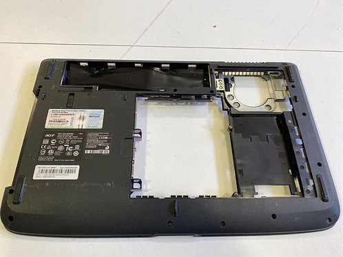 Acer Aspire 5535 Laptop Base Bottom Chassis & Speaker (Black)
