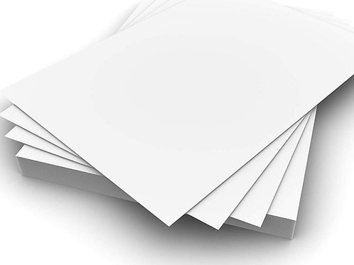 A4 Paper Office White Printer Copier Paper Ream of 500 (80gsm)
