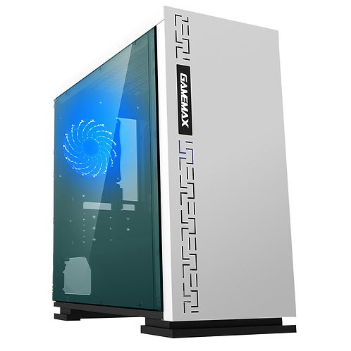 Gamemax Expedition (mATX) (White) PC Case