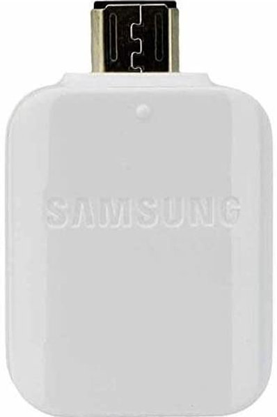 Samsung Micro USB OTG to USB 2.0 Connector Adapters