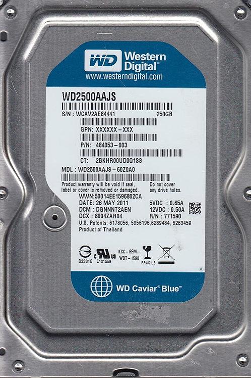 """250GB SATA 3.5"""" HDD (Various Models)"""