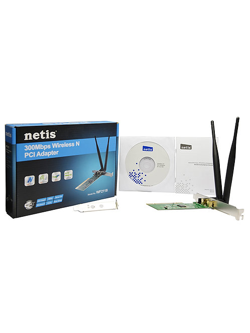 Netis WF2118 PCI Adapter (N 300Mbps)