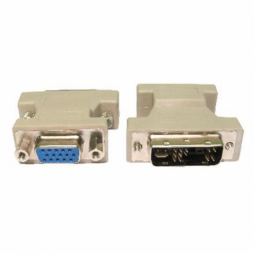 DVI-I to VGA Adapters