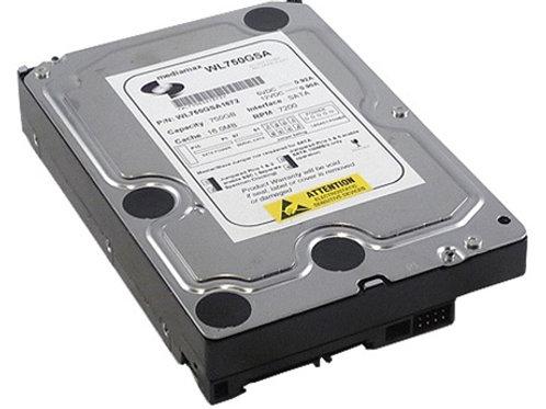 """750GB SATA 3.5"""" HDD (Various Models)"""