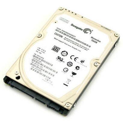 """750GB SATA 2.5"""" HDD (Various Makes & Models)"""