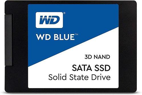 """WD Blue 3D NAND SATA 1 TB Internal SSD - 2.5"""""""