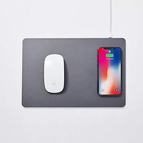WIRELESS PHONE CHARGING MOUSEMAT