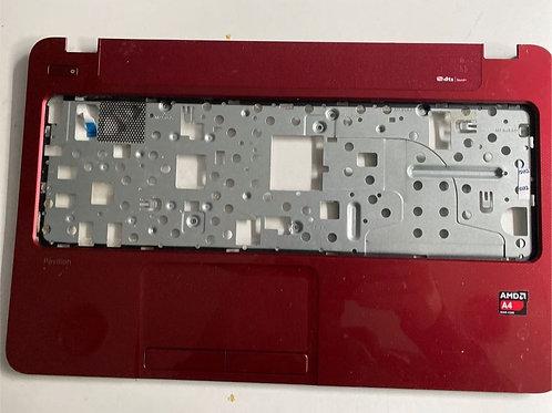HP 15-E Red Palmrest