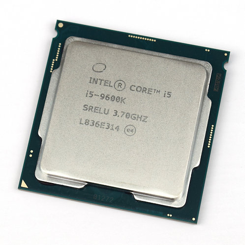 INTEL Core™ i5-9600K Unlocked Processor OEM