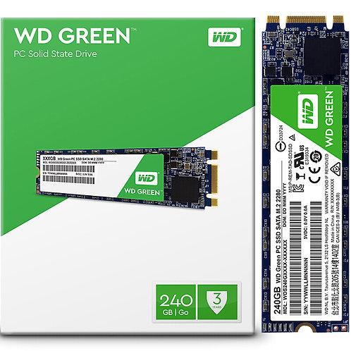 Western Digital (WD240G2G0B) 240GB M.2 Internal SSD