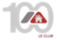 Logo officiel le club des 100.png