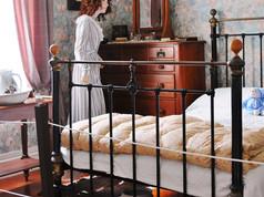 Schoolmasters bedroom