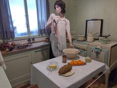 Neville House kitchen
