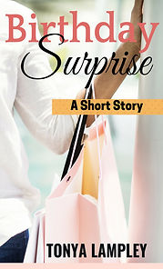 Birthday Surprise by Tonya Lampley, Fictin Author