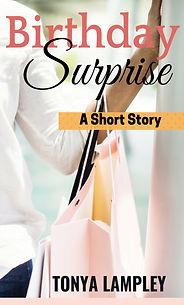 Birthday Surprise by Tonya Lampley, Fictin Author