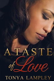 A Taste of Love by Tonya Lampley, Fiction Author