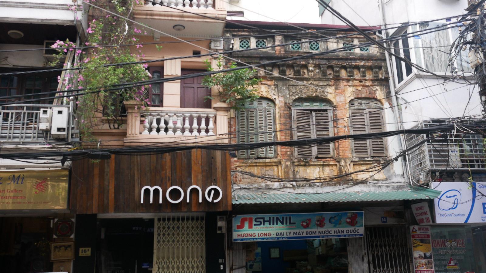 Hanoi Architecture | Photo by Chris Brehc t