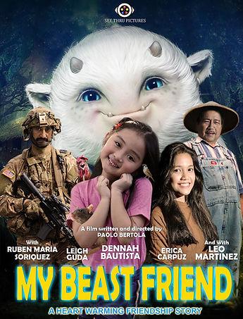 MY-BEAST-FRIEND_poster-for-school-promot