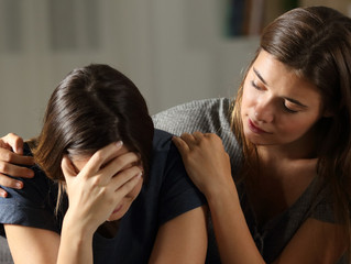 Teens, Stress and SAD